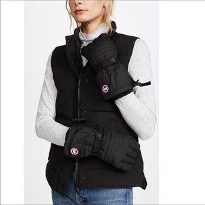 Canada Goose Ladies Arctic Down Gloves